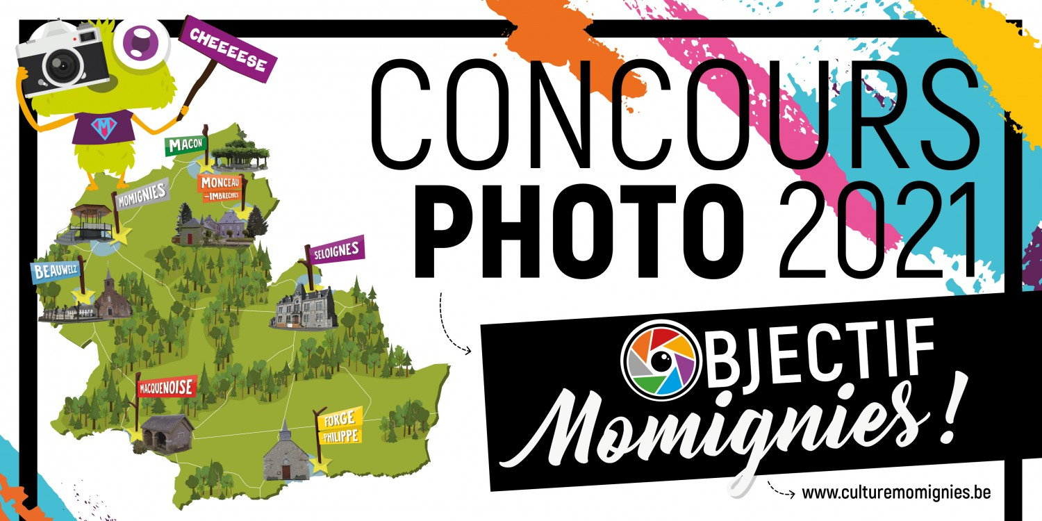 Concours photo : objectif Momignies !